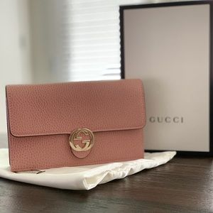 Gucci Wallet on Chain Crossbody